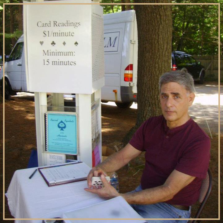 Card Readings $1/minute